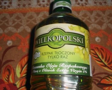 Фото рапсового масла с добавлением оливкового для заметки описания продукта на блог Дела житейские